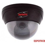 Cmos Dome 1/3 380 TV LİNE Renkli 3.6 mm Lens