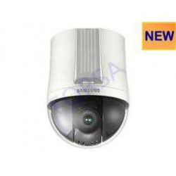 "1/4"" High Resolution, 600TVL, TrueDay&Night, 37x PTZ Dome Camera"