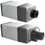 5 MP Full HD Box Kamera, WDR, D/N Sabit ve Ayarlanabilir lens E522