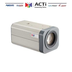 4 MP Full HD 18x Zoom Box Kamera H.264IP, IR, D/N, PoE KCM-5211