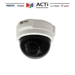 3MP Full HD Dome Kamera, D/N, IR, Sabit Lens D55