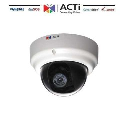 4MP 3.6x zoom Full HD D/N IP H.264 P-Iris ve ExDR, Vandal Proof, PoE KCM-7311