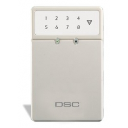 DSC POWER SERİSİ 8-ZONE LED5511Z KEYPAD LED